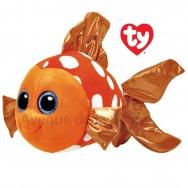 Peluche Ty Beanie Boo's Sami le poisson clown 28 cm