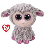Peluche Ty Beanie Boo's Dixie le mouton 14 cm