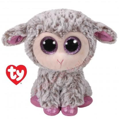 Peluche Ty Beanie Boo's Dixie le mouton 21 cm