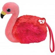 Porte-monnaie Ty Fashion Gilda le flamant rose