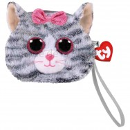 Porte-monnaie Ty Fashion Kiki le chat gris