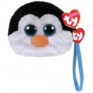 Porte-monnaie Ty Fashion Waddles le pingouin