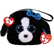Porte-monnaie Ty Fashion Tracey le chien noir