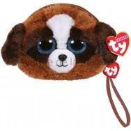 Porte-monnaie Ty Fashion Duke le chien marron