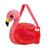 Sac bandoulière Ty Fashion Glida le flamant rose