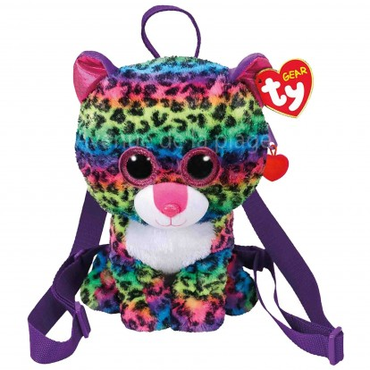 Sac à dos Ty Fashion Dotty le léopard