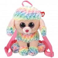 Sac à dos Ty Fashion Rainbow le caniche