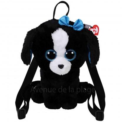Sac à dos Ty Fashion Tracey le chien noir