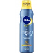Crème solaire Nivéa brume protectrice FPS 50