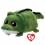 Peluche Teeny Ty Wallie l'alligator