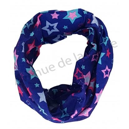 Bandeau pour cheveux étoiles