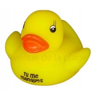 Mon petit canard Tu me manques