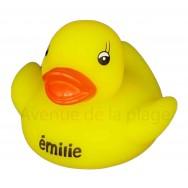 Mon petit canard prénom Émilie