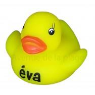 Mon petit canard prénom Éva