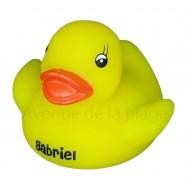 Mon petit canard prénom Gabriel