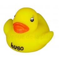 Mon petit canard prénom Hugo