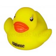 Mon petit canard prénom Isabelle