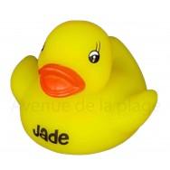 Mon petit canard prénom Jade