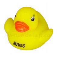Mon petit canard prénom Jules