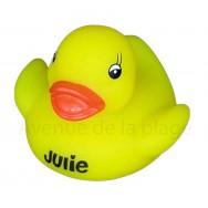 Mon petit canard prénom Julie