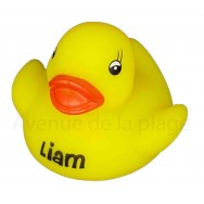 Mon petit canard prénom Liam