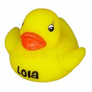 Mon petit canard prénom Lola