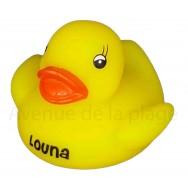 Mon petit canard prénom Louna
