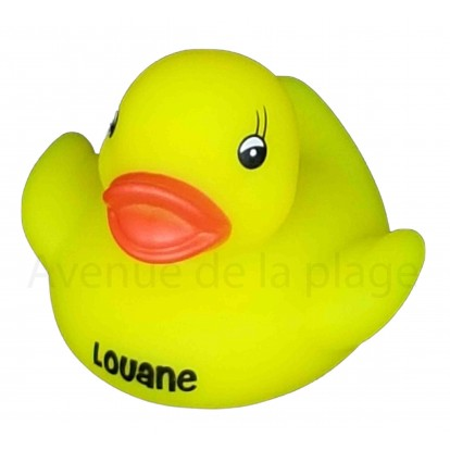 Mon petit canard prénom Louane