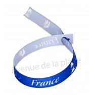Bracelet ruban message France