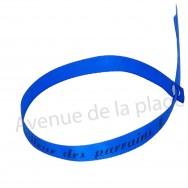 Bracelet ruban message Le meilleur des parrains