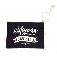 Pochette message Maman formidable