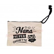 Pochette message Nana super chouette
