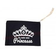 Pochette message Je suis une Princesse