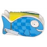 Porte éponge poisson Sardine marinée