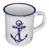 Mug US ancres de bateau