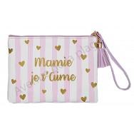Pochette message Mamie je t'aime