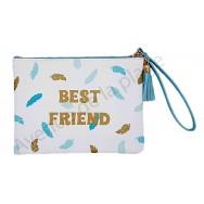 Pochette message Best Friend