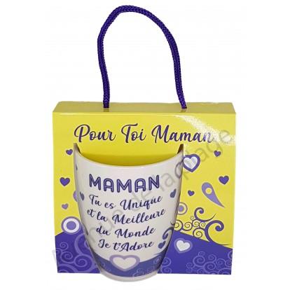 Mug message Maman la Meilleure du Monde