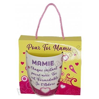 Mug message Mamie formidable