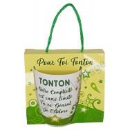 Mug message Tonton génial
