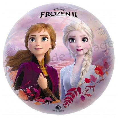 Ballon de foot Reine des neiges 23 cm