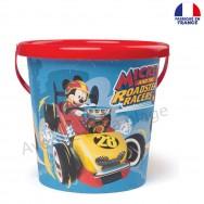 Seau de plage Mickey Racer