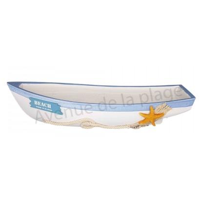 Vide poche barque Beach 36 cm