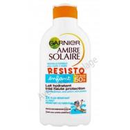 Crème solaire enfant Garnier Résisto indice 50+