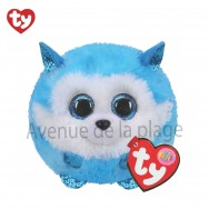 Peluche Ty Puffies Prince le husky