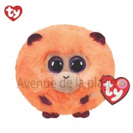 Peluche Ty Puffies Coconut le singe