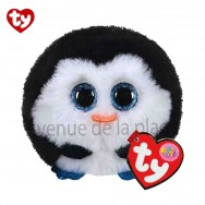 Peluche Ty Puffies Waddles le pingouin