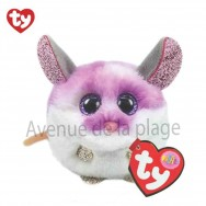 Peluche Ty Puffies Colby la souris