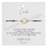 Bracelet souhait Cercle