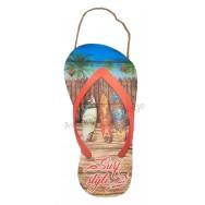 Panneau tong à suspendre Surf Style